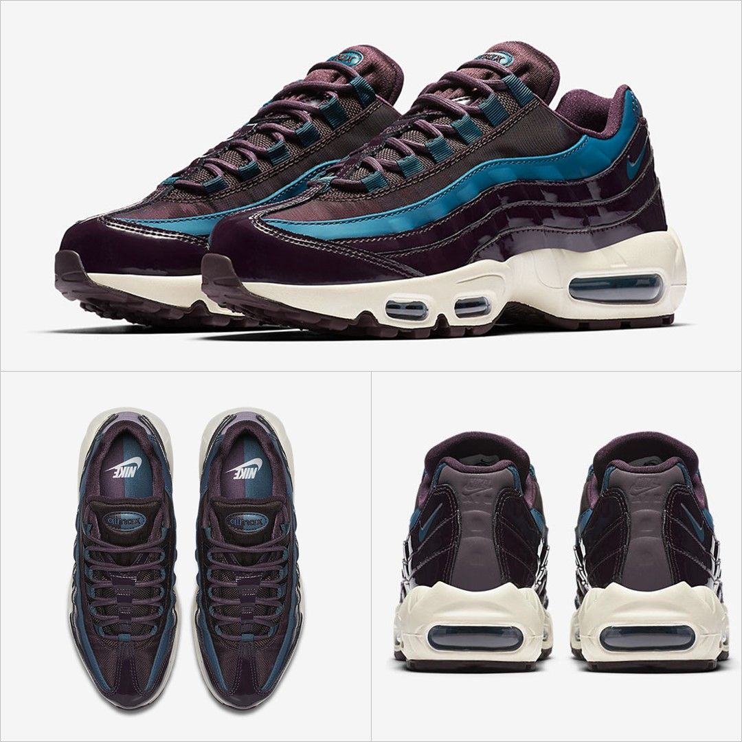 wholesale dealer 4808a 82a8c Nike WMNS Air Max 95 Nocture Collection   What are these   Pinterest ...