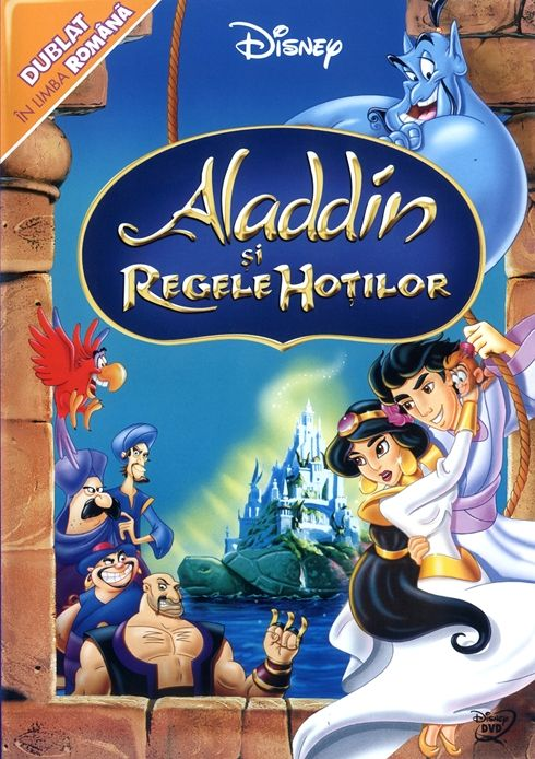 Aladdin 3 și Regele Hoților 1995 Dublat In Romană Desene