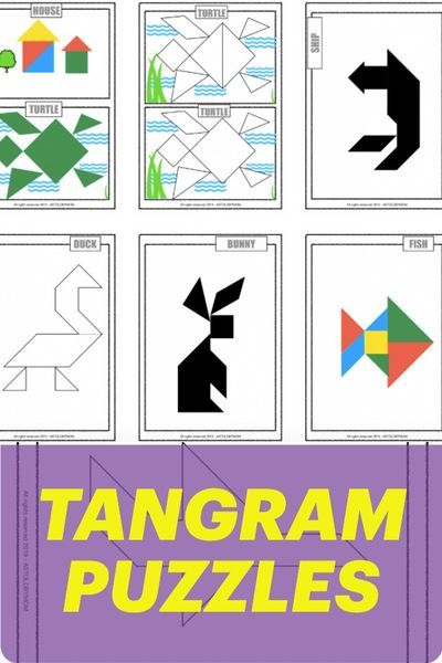 tangram puzzles  as toldmom  fun activities for