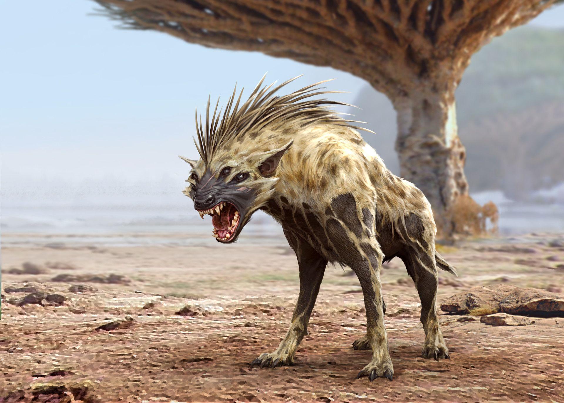Фантастические твари фото животных