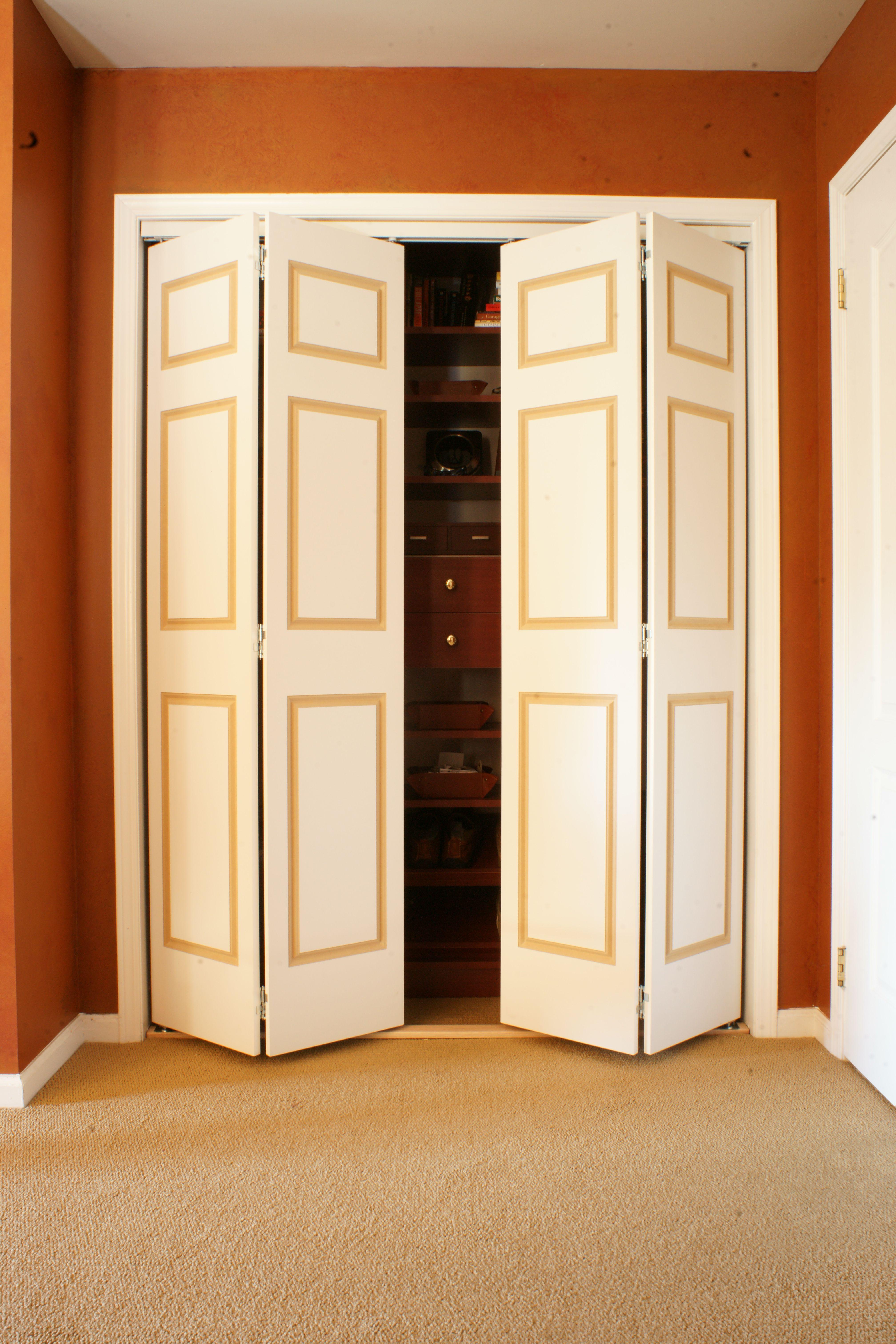 Routed 4 6 Panel Bifold Doors Customdoorandmirror Bifold Doors Space Saving Furniture Slider Door