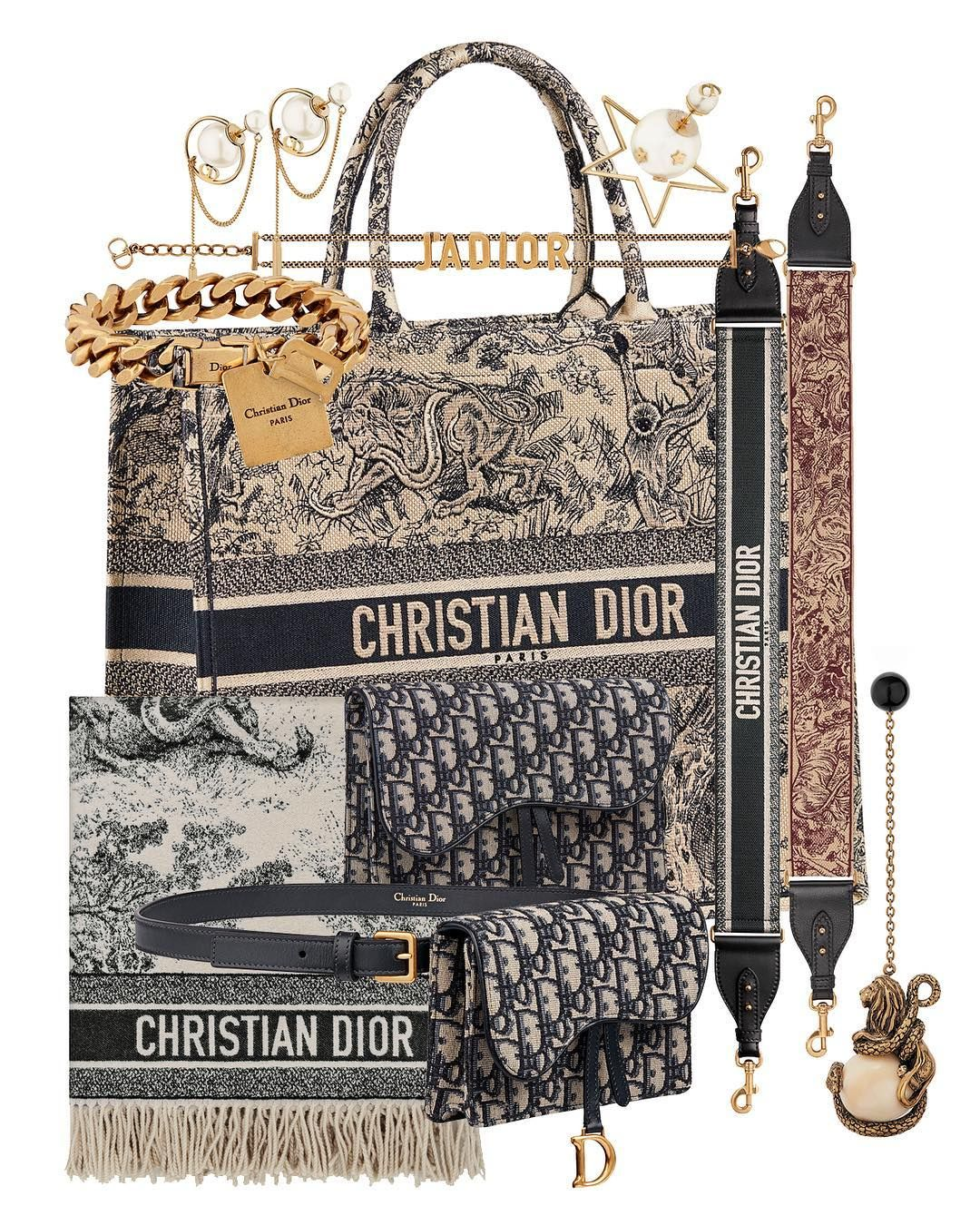 5a1a11c320328b ... here's a litre of what you can expect from @dior's upcoming Cruise 2019  collection? Who wants what? I'm not greedy, I just want that waist bag.