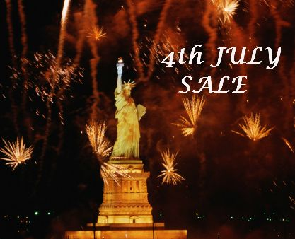 Save money on online shopping for your needs. Use 4th July Sale coupons which will release a little burdon on your wallet.