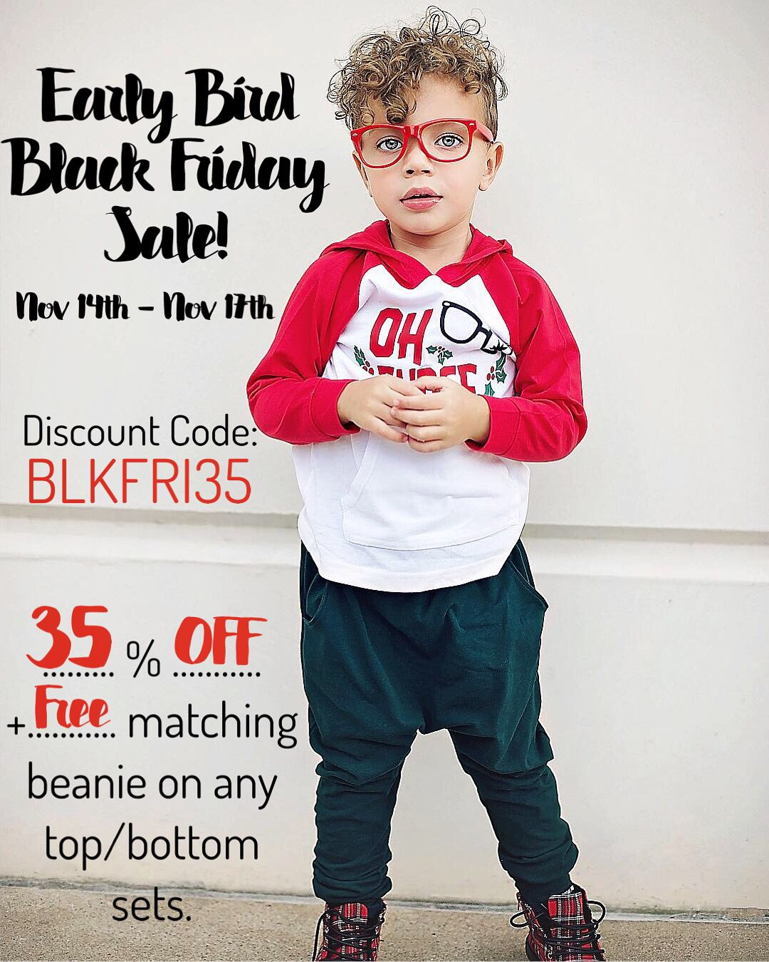 7d6d80e60 Cheeky Face Apparel Black Friday Sale !! It s hard to believe ...
