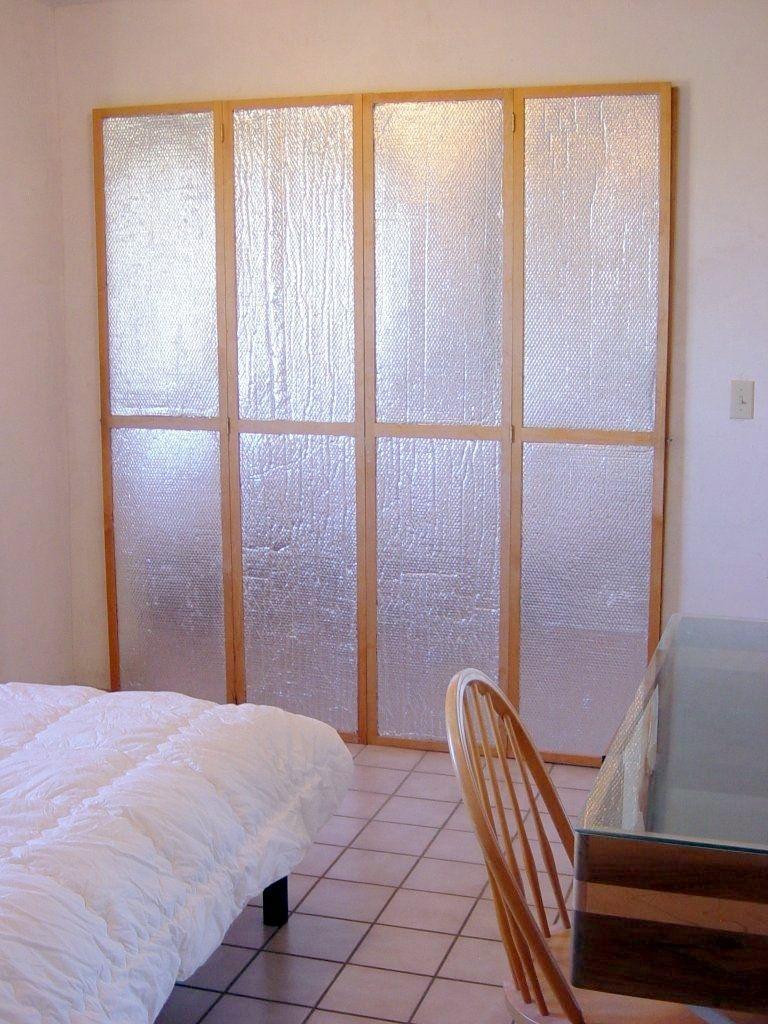 Sliding Glass Door Winter Covers