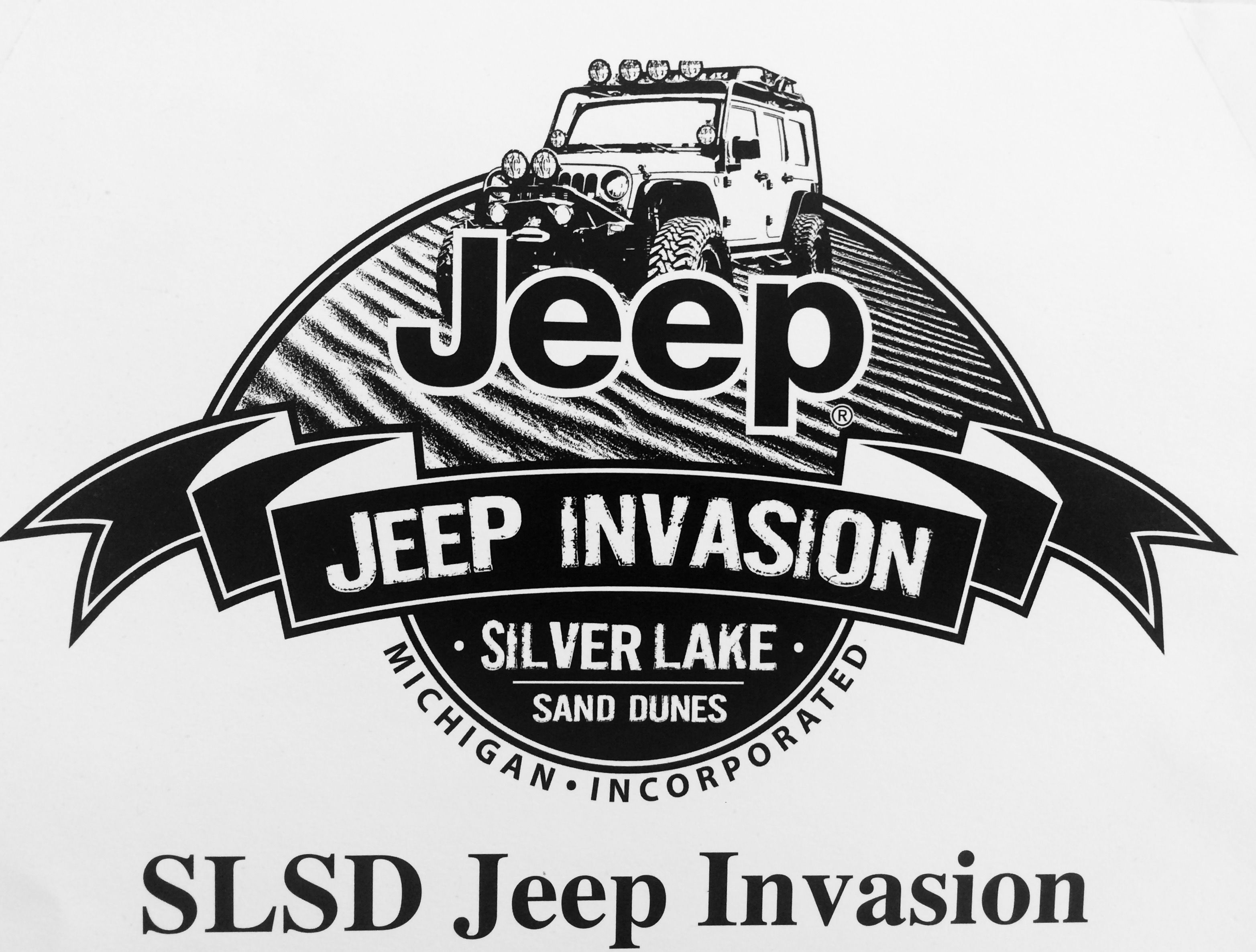 Jeep Invasion This Weekend Silver Lake Sand Dunes Silver Lake