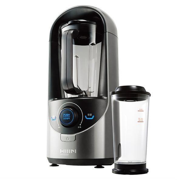 Porsche Design Kitchen Appliances: HANSSEM OZEN Vacuum Blender
