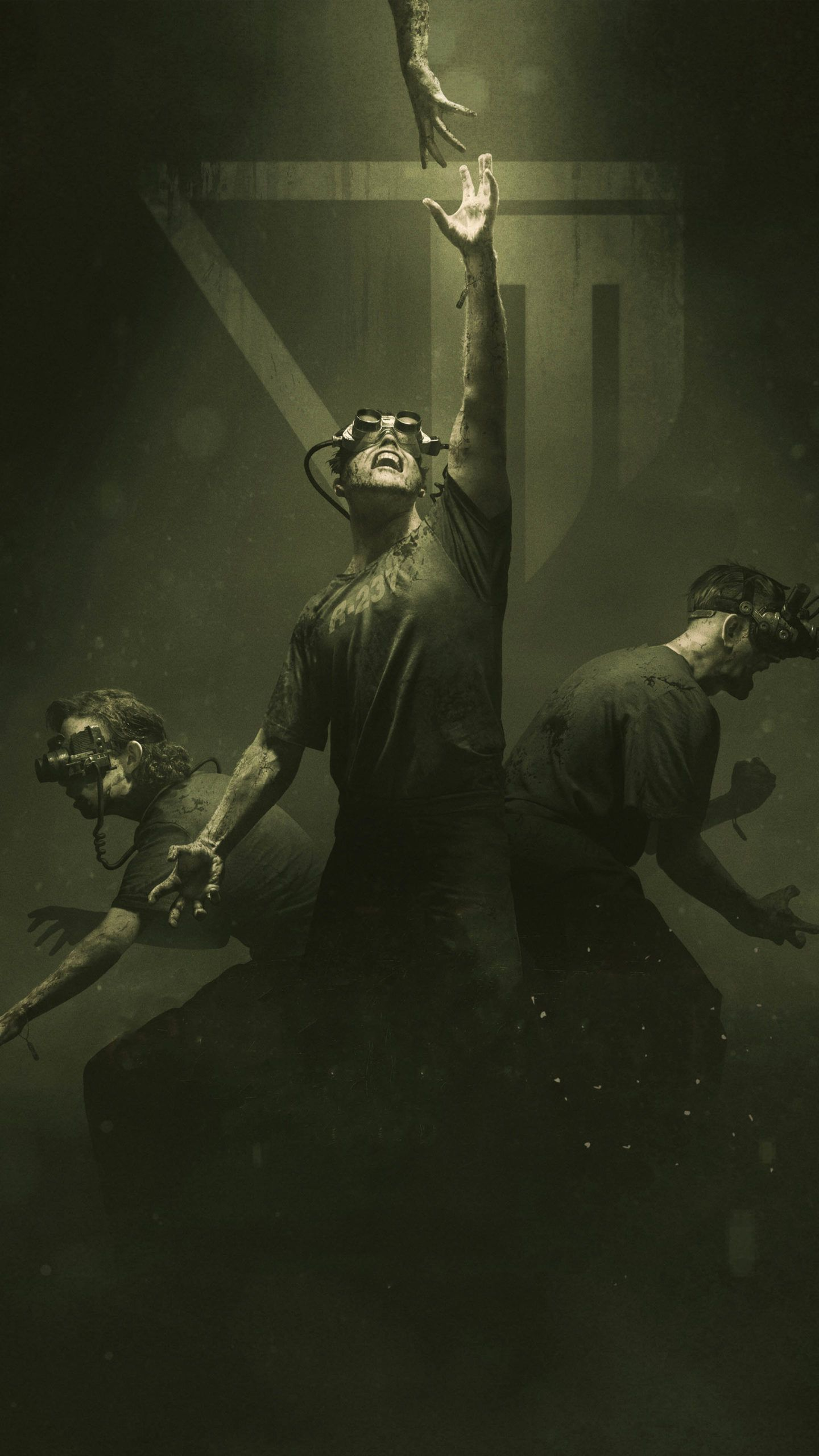 The Outlast Trials Poster 4k Ultra Hd Mobile Wallpaper Mobile Wallpaper Wallpaper Poster