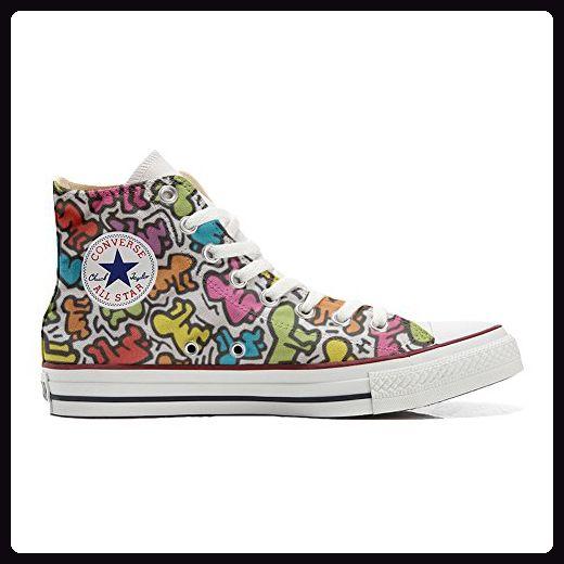 Converse All Star Hi Customized personalisierte Schuhe (Handwerk Schuhe) Hurricane