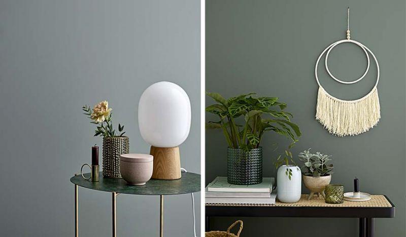 Deco Les 6 Couleurs A Adopter Absolument En 2019 Decoration Salon Vert Deco Et Couleur Mur Salon