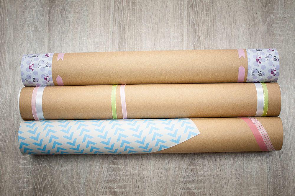 aufbewahrung geschenkpapier sch n einpacken geschenke. Black Bedroom Furniture Sets. Home Design Ideas