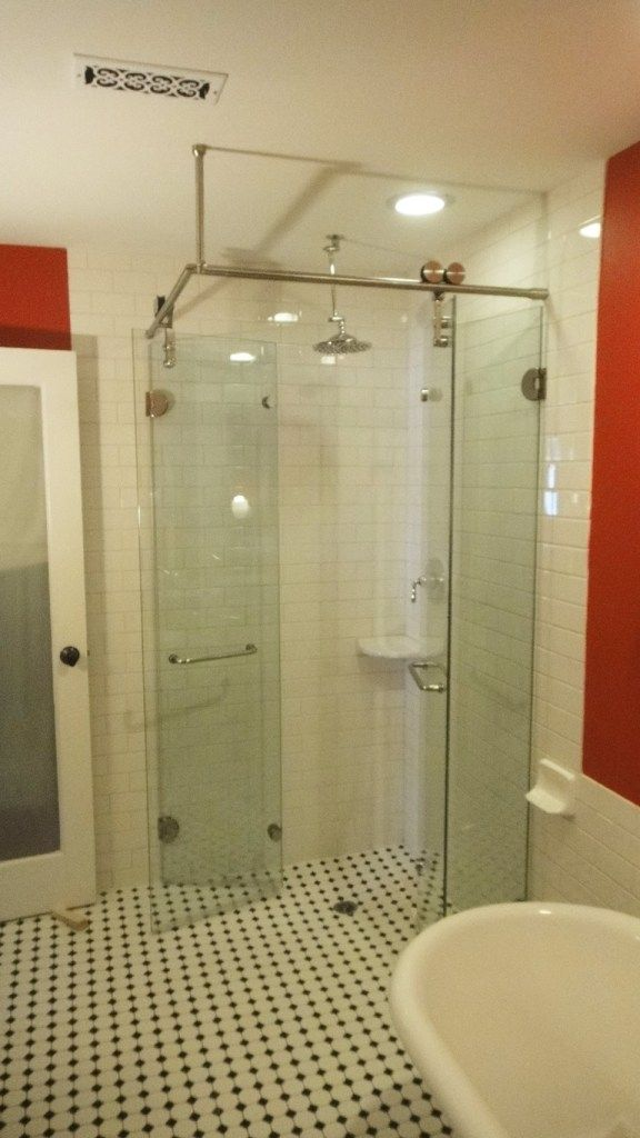 Types of Glass Shower Doors We can create custom shower doors in a ...
