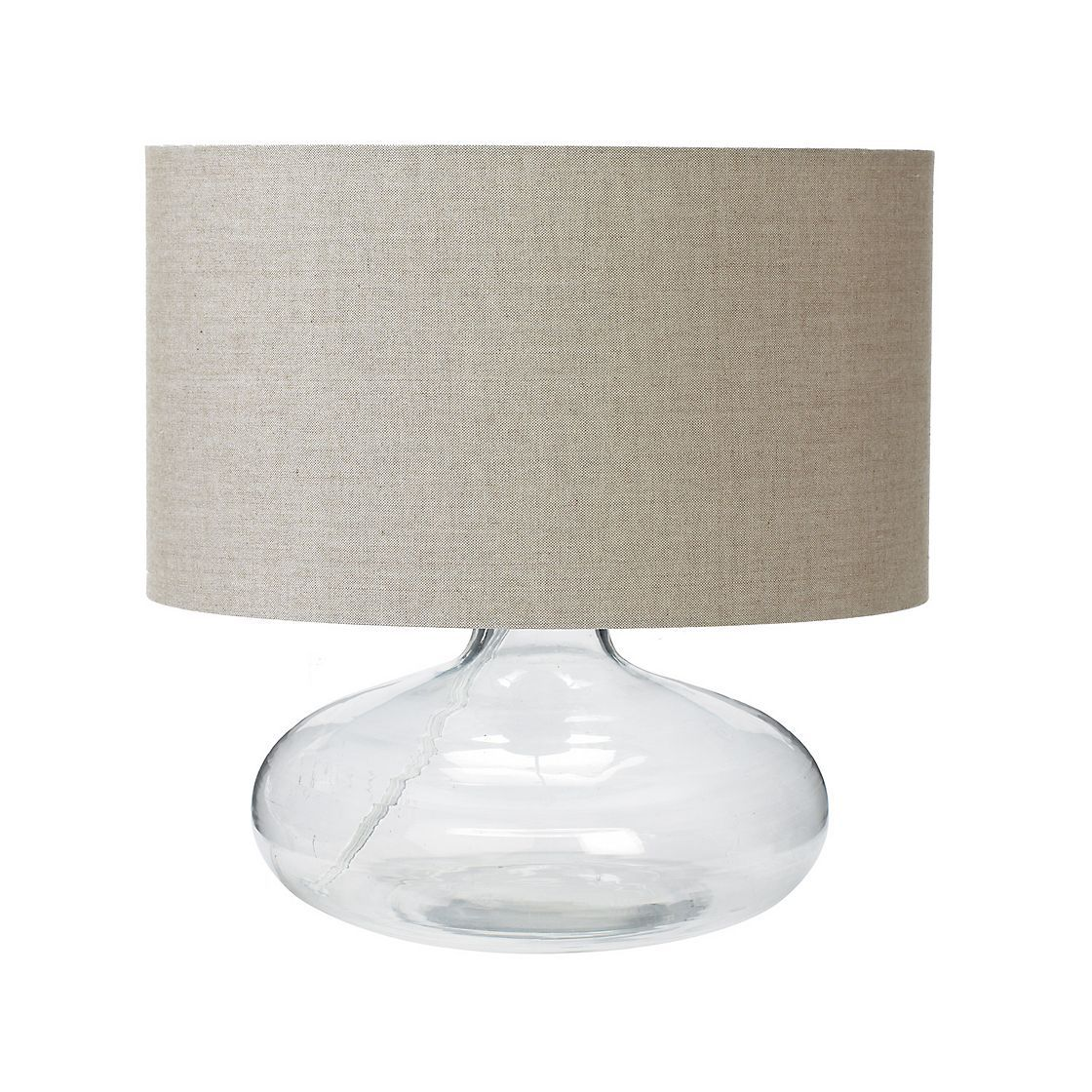 Turner Gl Table Lamp A Bright And Modern Designed With Sweeping Curves That