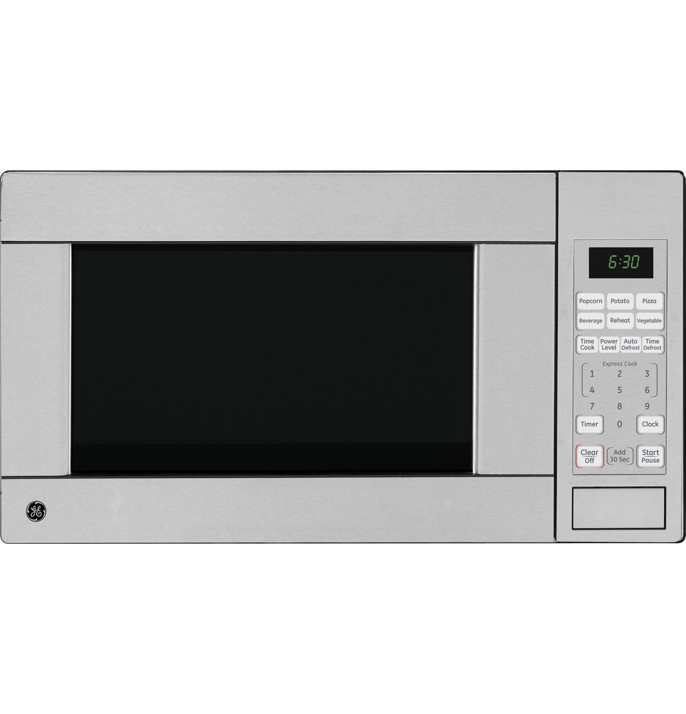 Jes1142spss Ge 174 1 1 Cu Ft Capacity Countertop