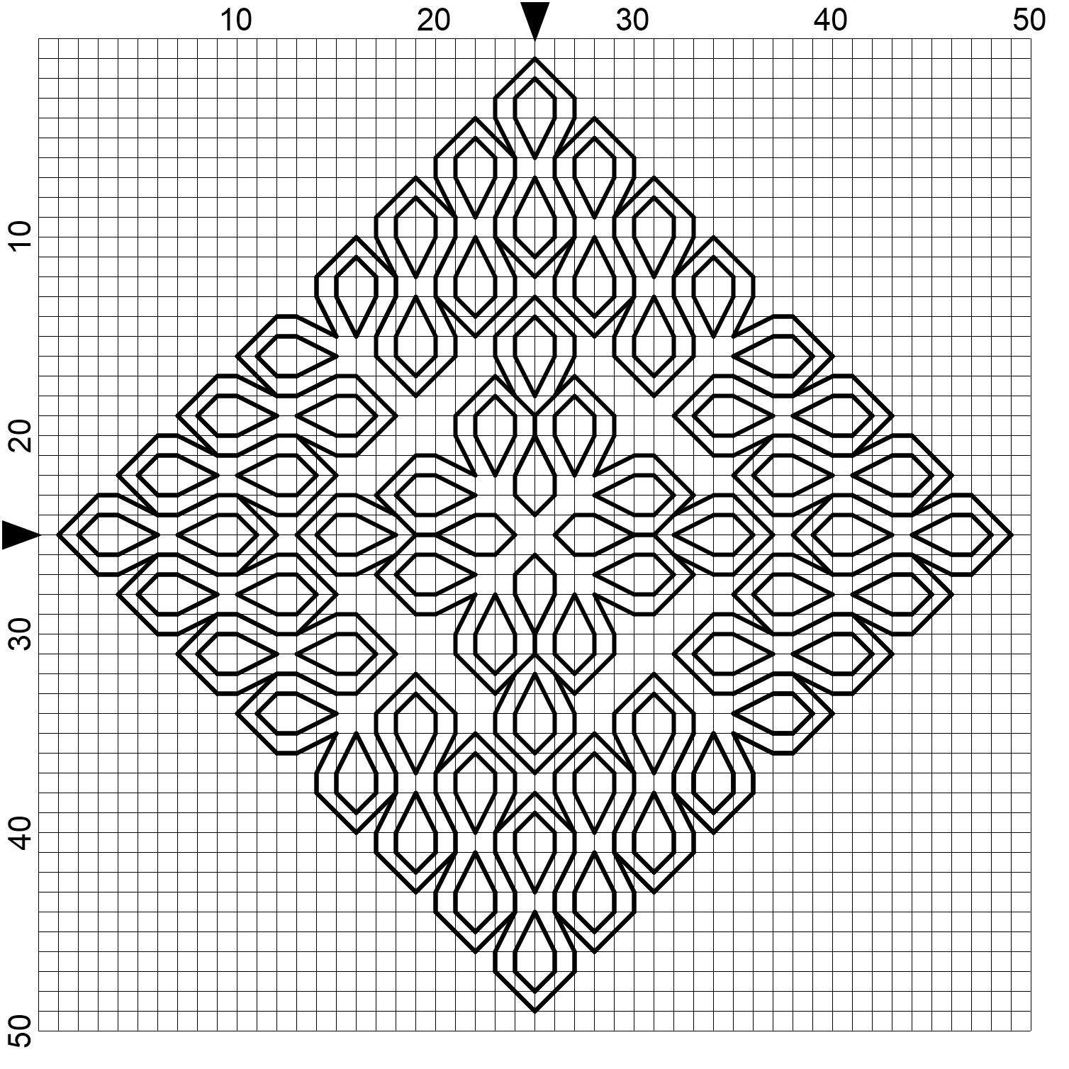 Byrd\'s Nest: free blackwork pattern This would be fabulous in ...