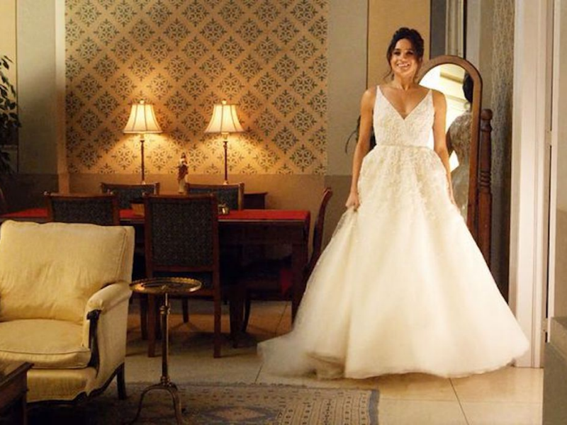 10 Of Meghan Markle S Best Outfits On Suits Meghan Markle Wedding Dress Wedding Dress Suit Wedding Dresses