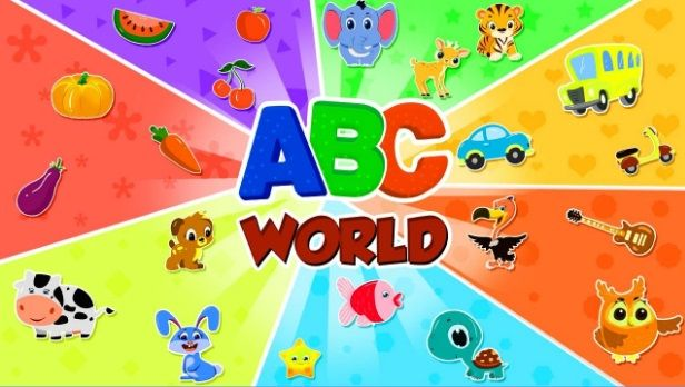 Sesame Street | Play Fun Games for Kids  |Abc World Games