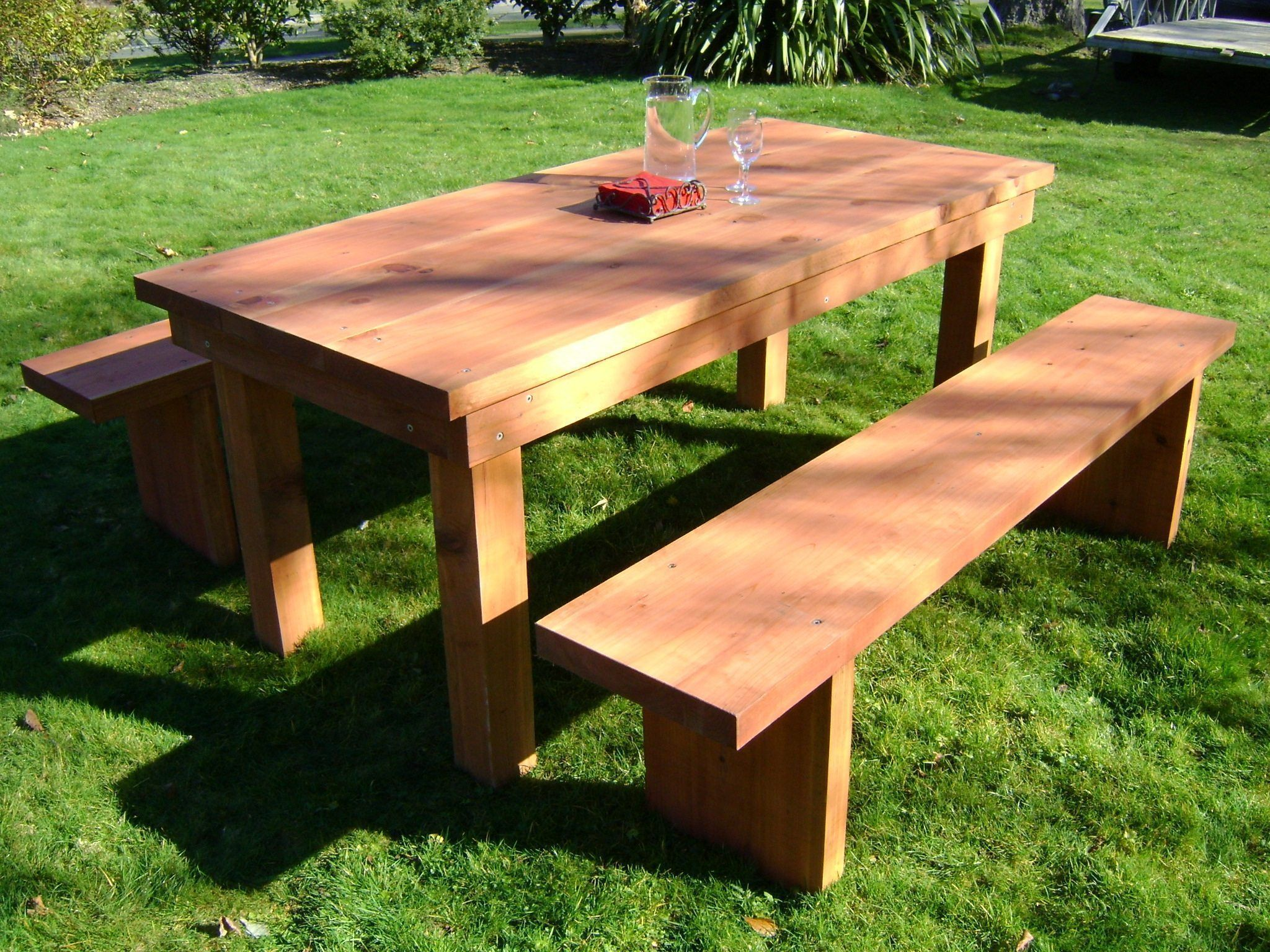 simple outdoor furniture with contemporary natural teak wooden is rh pinterest co uk