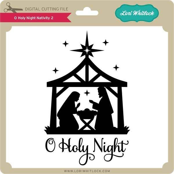 Download O Holy Night Nativity 2 | O holy night, Nativity ...