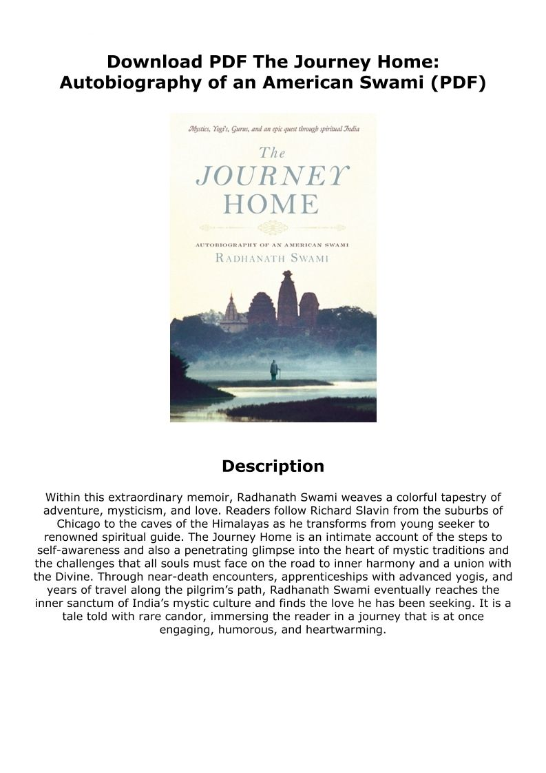 home the pdf journey book