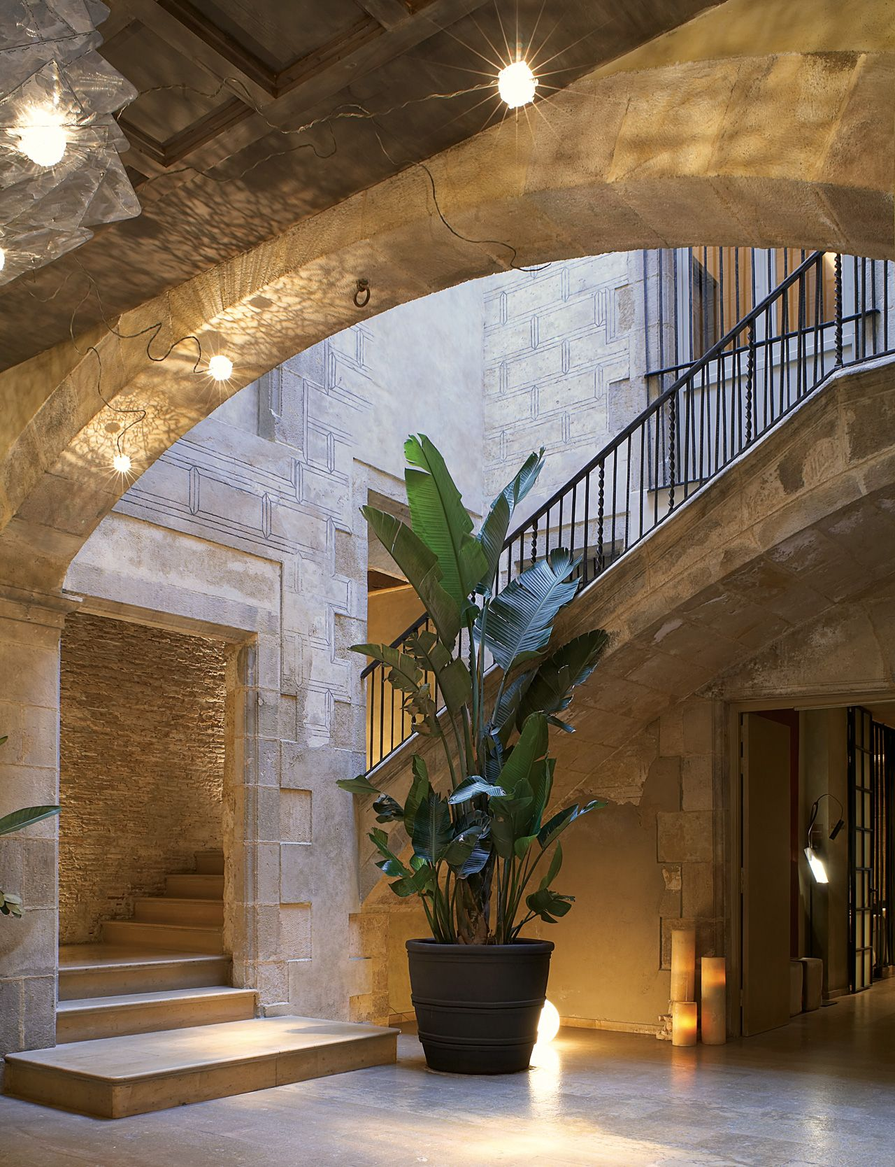 Hotel Neri Barcelona Spain Design Hospitality