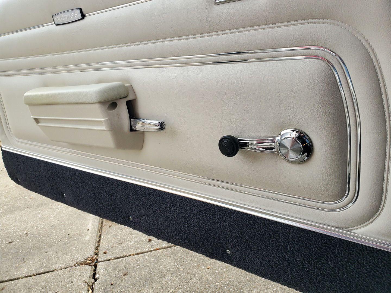 Molding Door Panel 1972 Gto 2pcs Opgi Com In 2020 Panel Doors Door Accessories Windshield Washer