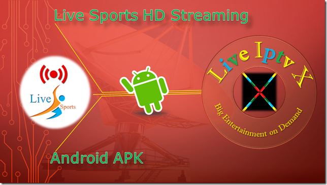 Watch TV Stream Online Live Sports HD Streaming APK For