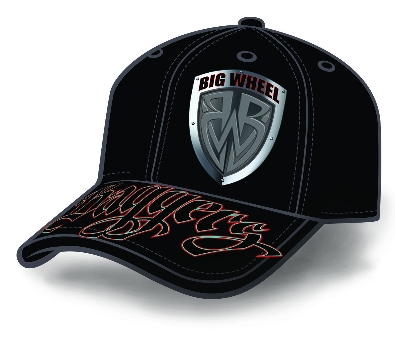 save off 0318f 65c16 Big Wheel Baggers is bringing to you the sickest collection of flex fit  Gangsta Fit Hats. Our hats come in a variety of colors and sizes.