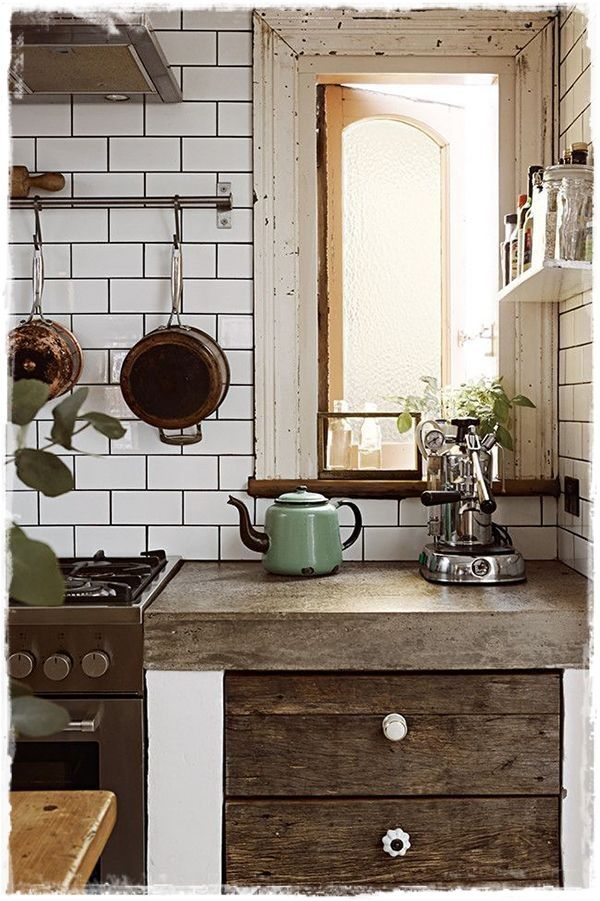 decoracion cocinas rusticas