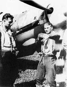 Aces Of The Luftwaffe Georg Peter Eder Luftwaffe Pilot Luftwaffe Messerschmitt Bf 109