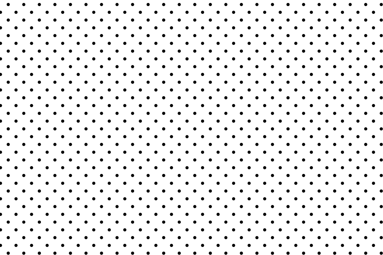 Set of dotted seamless patterns Seamless patterns