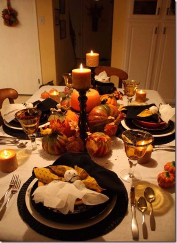 Elegant Halloween Decorating Ideas in style (10) Holiday Home - elegant halloween decorations