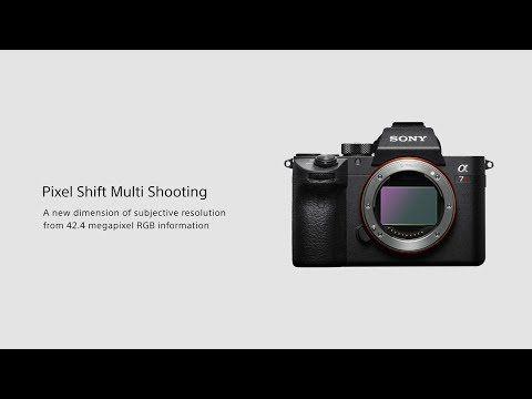 α7R III with 35 mm full-frame image sensor | ILCE-7RM3 | Sony US ...