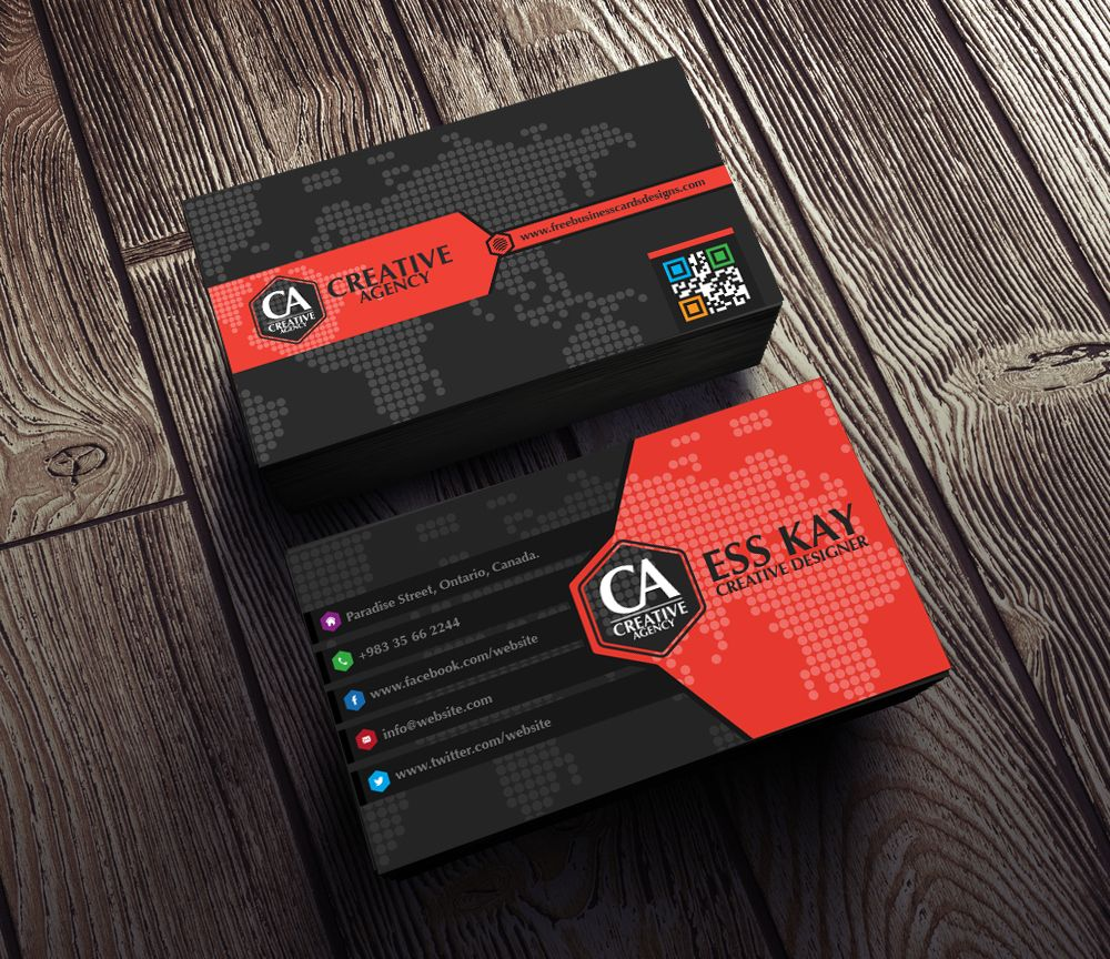 Image result for business card design | Business Cards | Pinterest ...