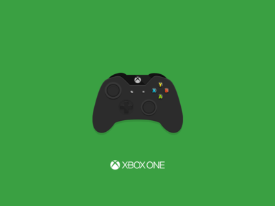 Xbox One Controller Flat Xbox One Controller Xbox One Gaming Products