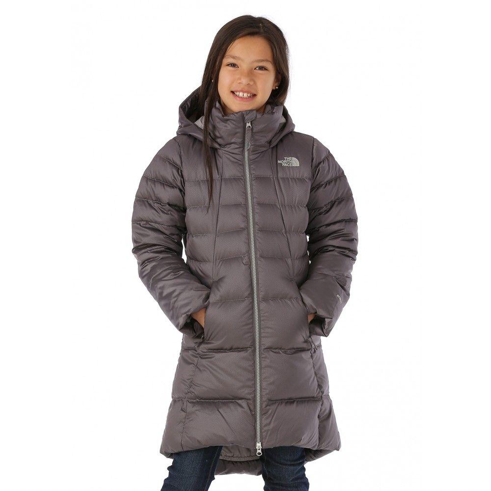 The North Face Girls Elisa Down Parka Winterkids Com Girls Jacket Girls Winter Coats North Face Girls [ 1000 x 1000 Pixel ]