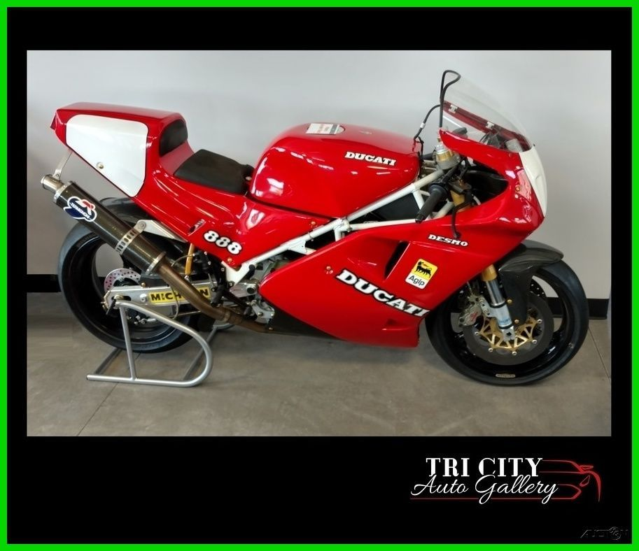 Ducati 888 Corsa Factory Ducati Racing Superbike | Ducati and Racing