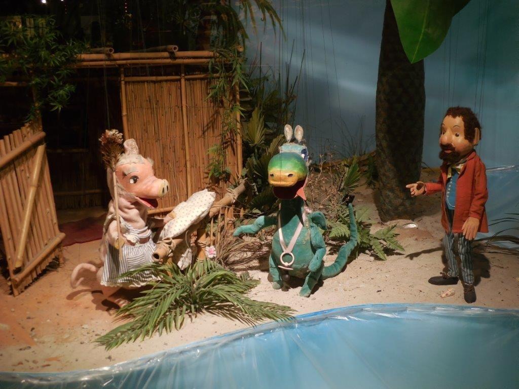Urmel Aus Dem Eis Urmeli Augsburger Puppenkiste Puppen Museum