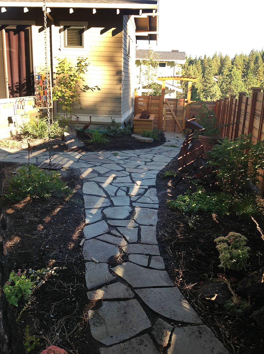 Fence - Sticks and Stones Landscape Design - Fence - Sticks And Stones Landscape Design Landscaping Pinterest