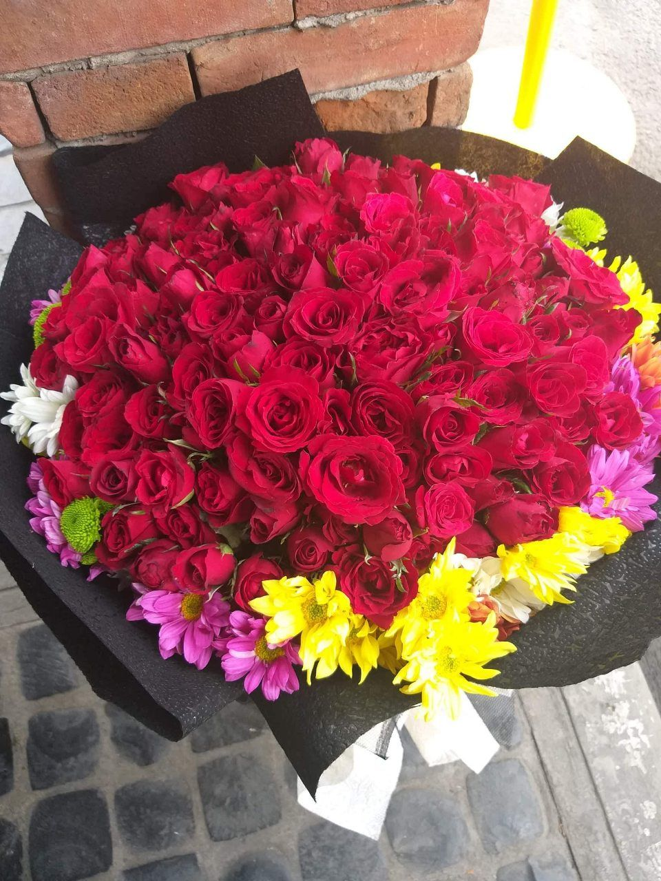 Successfully Delivered Flowerbouquet Rosebouquet Flowers Roses Manilaflorist Philippine Flower Delivery Flower Delivery Service Same Day Flower Delivery