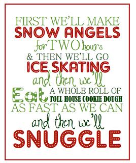 free printable subway art from the elf movie wwwmakinglifewhimsicalcom