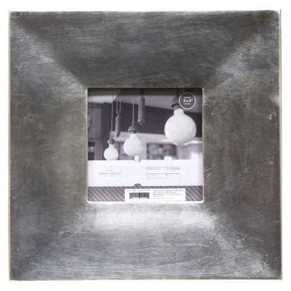 Threshold Picture Frame Silver 4x4 Bedroom Revamp Pinterest