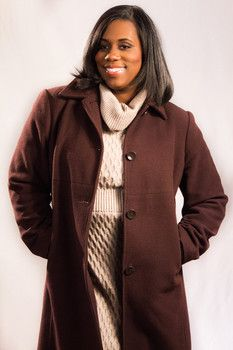 "awesome Moms Day: TV Actress/Trend Michele Lawson ""Leisure Mother with a Imaginative And Prescient"""