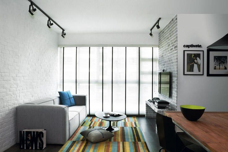7 amazing hdb flats in sengkang and punggol boconcept for Interior designs for flats