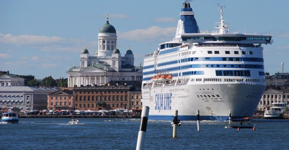 The Baltic Sea Will Be the First to Ban Cruise Ship Waste ...