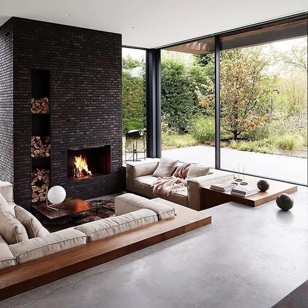 50 Casual Living Room Design Ideas On Minimalist Homes # ...