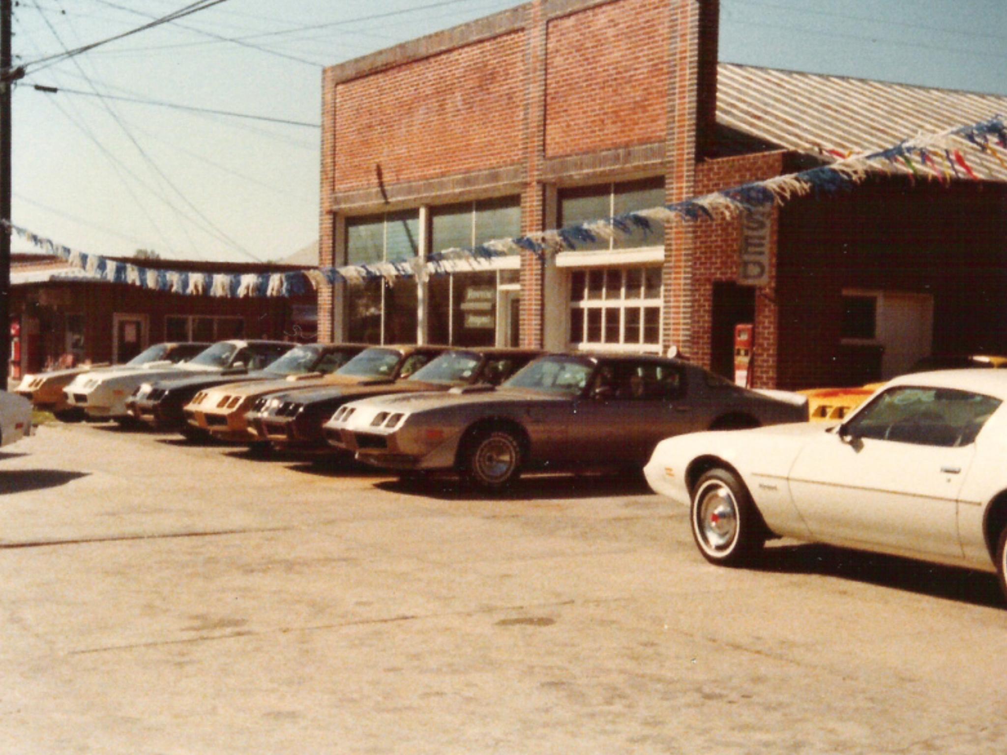 1979 Pontiac Dealership Darlington South Carolina Car Dealership Dealership Chevrolet Dealership