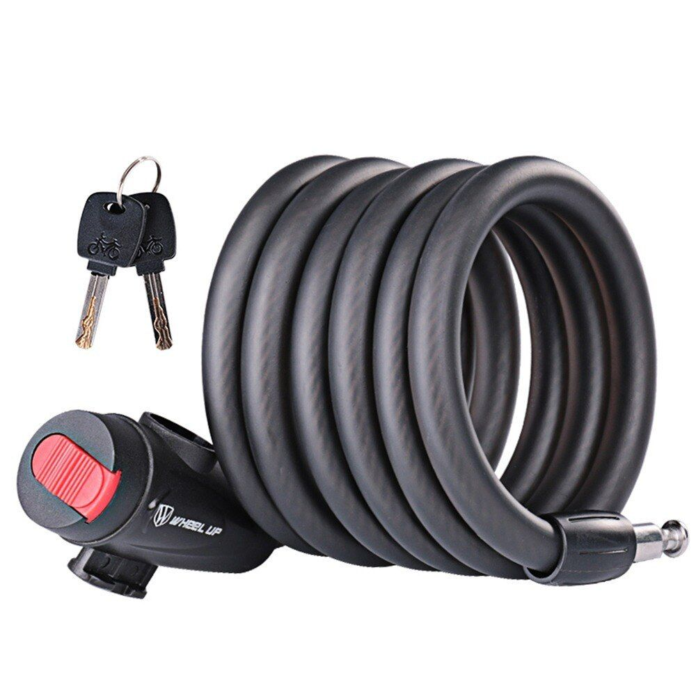 1 8m 1 2m Bicycle Cable Lock Mtb Road Bike Accessories Cadeado