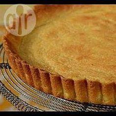 Foto da receita: Massa podre para torta