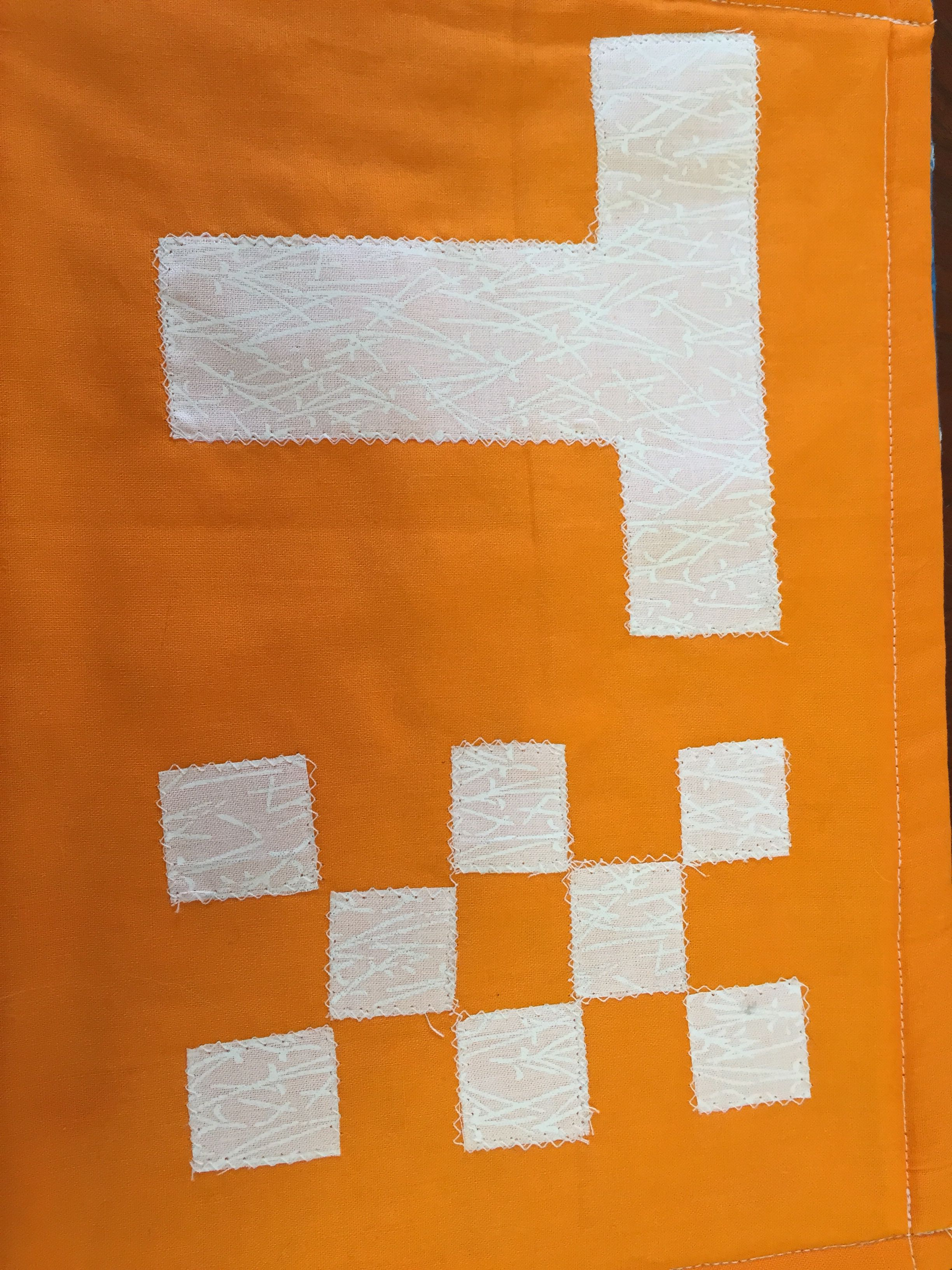 Quilted Mug Rug With Spoon Holder Pattern - Go ut